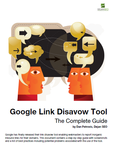 Google Link Disavow Tool The Complete Guide by Dan Petrovic